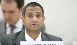 UN-Sonderbeauftragter für Religionsfreiheit, Ahmed Shaheed, bekräftigt Verdacht iranischer Einmischung.