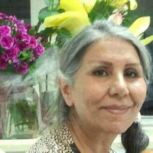 Mahvash Sabet wird am 18. September 2017 nach neuneinhalb Jahren ungerechter Haft aus dem Gefängnis entlassen.